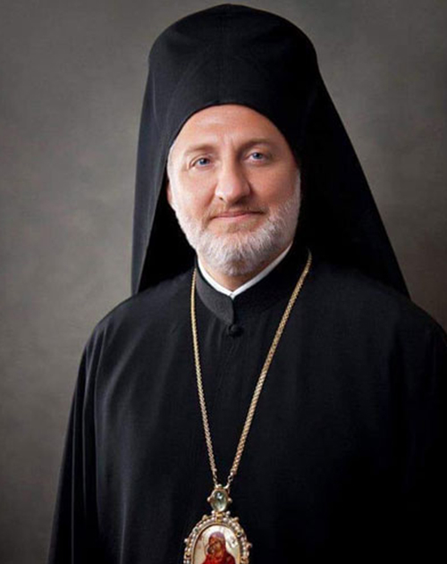 His Eminence Archbishop Elpidophoros
